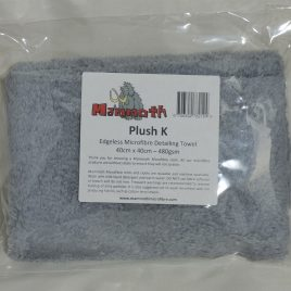 Mammoth Plush K Edgeless – Extra Plush Cloth
