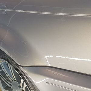 A BMW M3 after full correction and coating