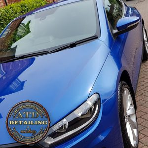 VW Sirocco : After full valet