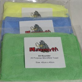 MAMMOTH ALL ROUNDER MICROFIBRE